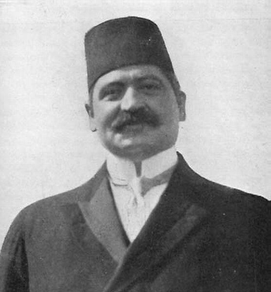Талат паша первый великий мастер