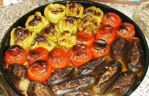 Рецепт армянской долмы