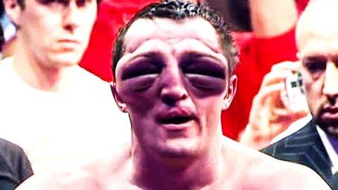 тупой боксёр