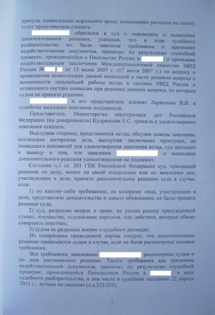 Мосгорсуд: судебная практика (определение от 02.06.2011 г., стр.3)