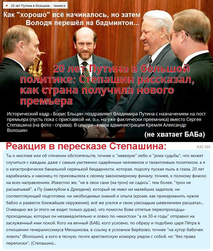 путь Путина