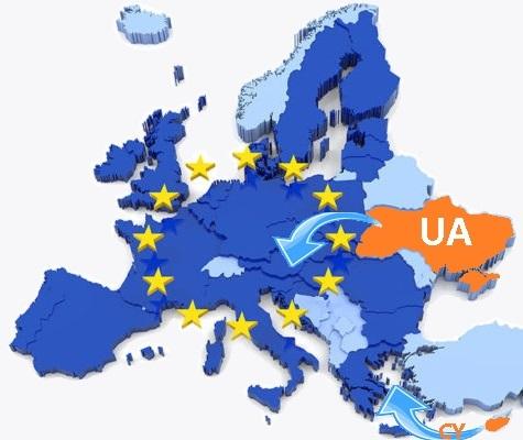 ЕС+Кипр+Украина