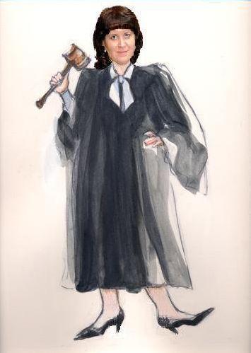 судья Магжанова