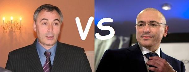 Кондаков_vs_Ходарковский