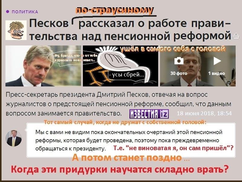 кремлёвская бессознанка