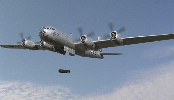 B-29 PIN PATCH ENOLA GAY 2