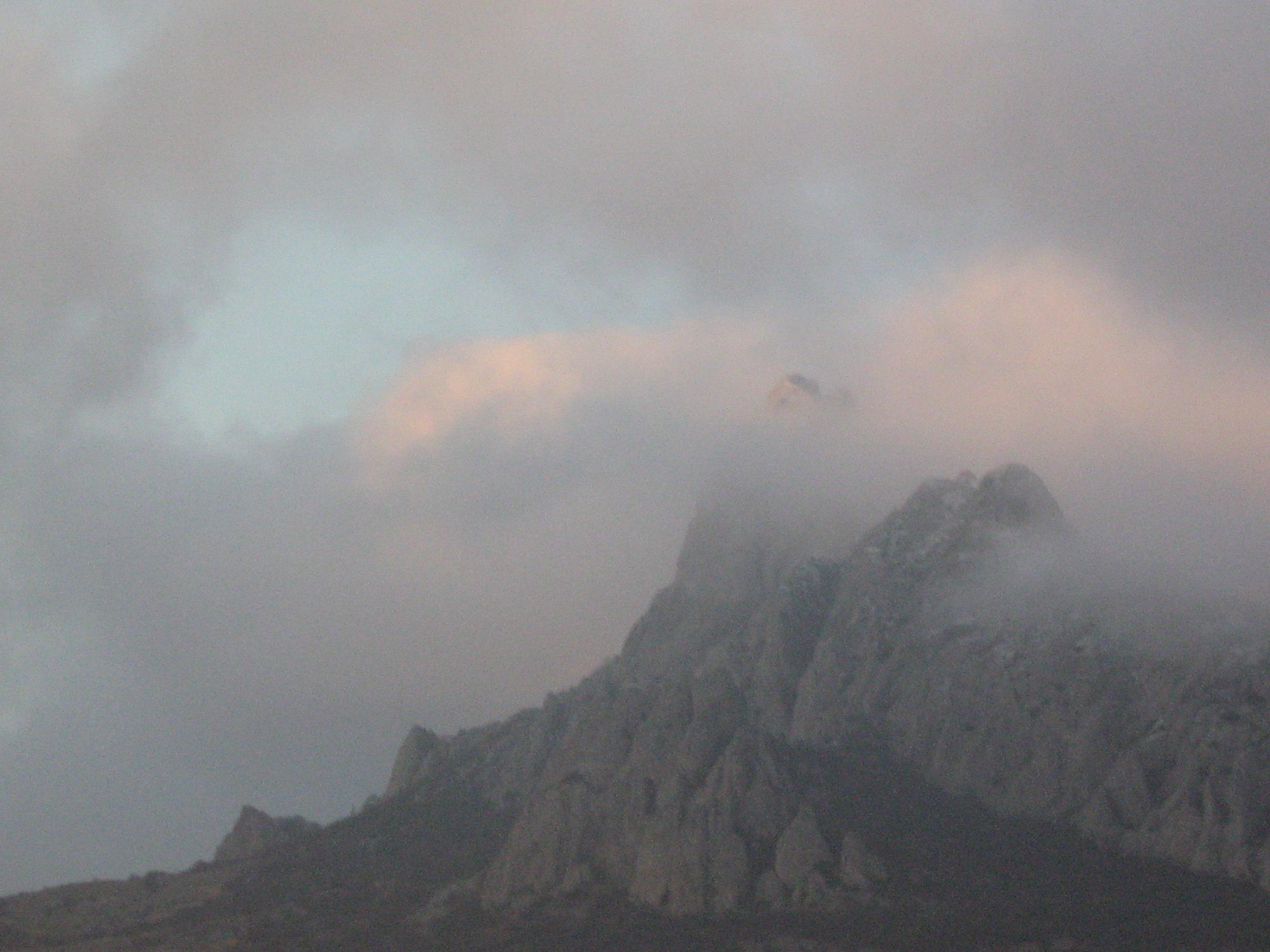Кара-Даг. гора Сюрю-Кая