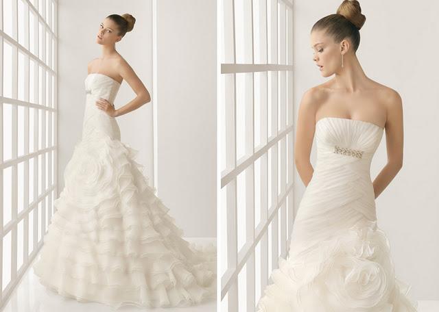Свадебные платья испанских дизайнеров