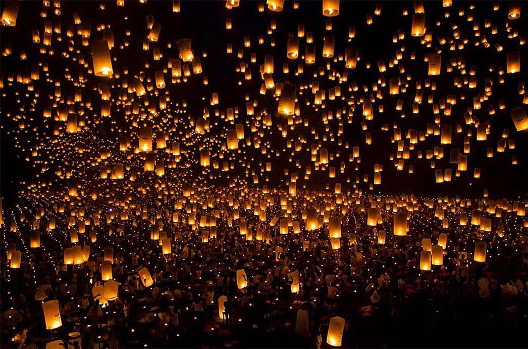 Фото китайский фонарик 125