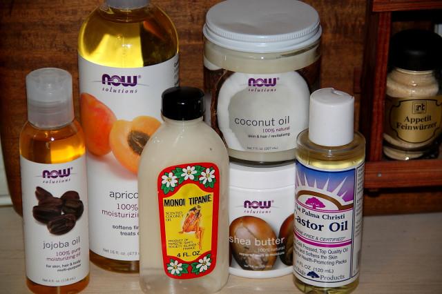 Маски для волос с кокосовым маслом и маслом жожоба
