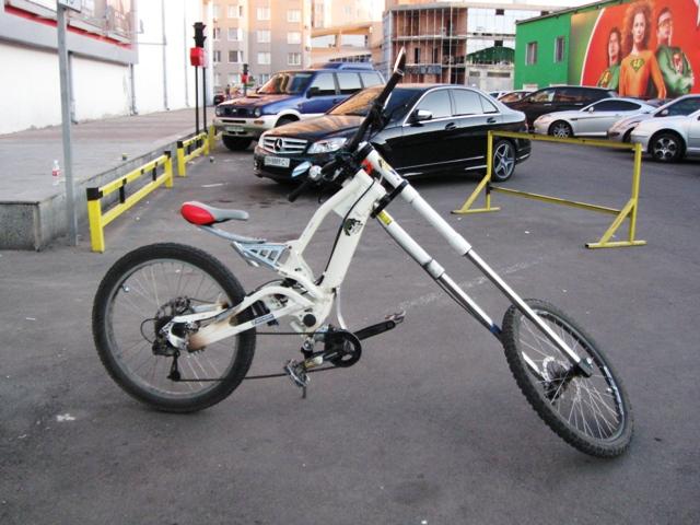 Самодельные велосипеды своими руками фото фото 216
