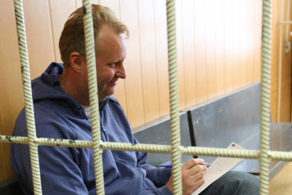 Бажанов-тюрьма