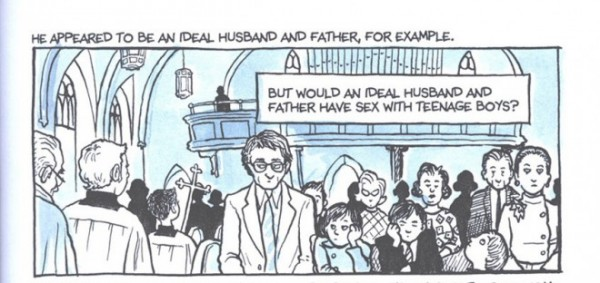 Controversy over 'Fun Home' prompts Alison Bechdel to bring
