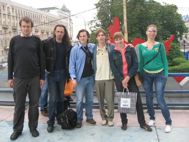 Участники Кинофорума