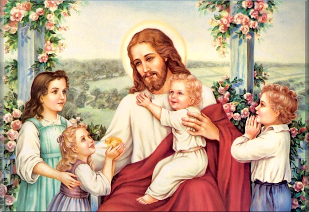 Картинки дети бога