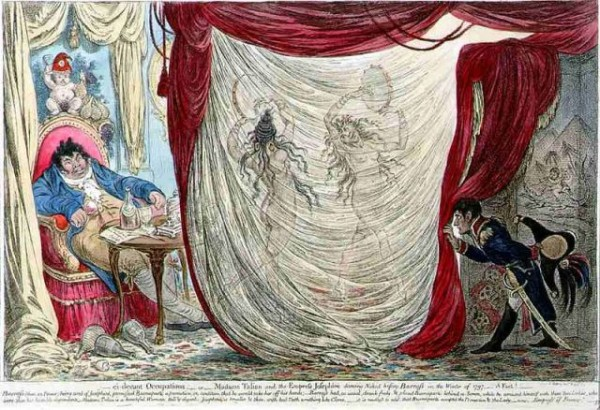 Barras1797-James-Gillrays-caricature-of-1805-Paul-Barras-being-entertained-by-the-naked-dancing-of-two-wives-of-prominent-men-Tallien-and-Bonaparte
