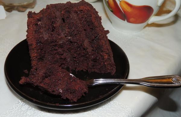 двойной шоколадный торт рецепт из фильма простые сложности