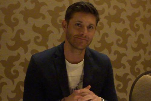 Jensen Ackles - SDCC 2014