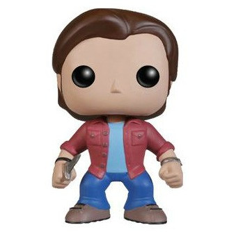 Supernatural-Sam-Winchester-Paper-Toy
