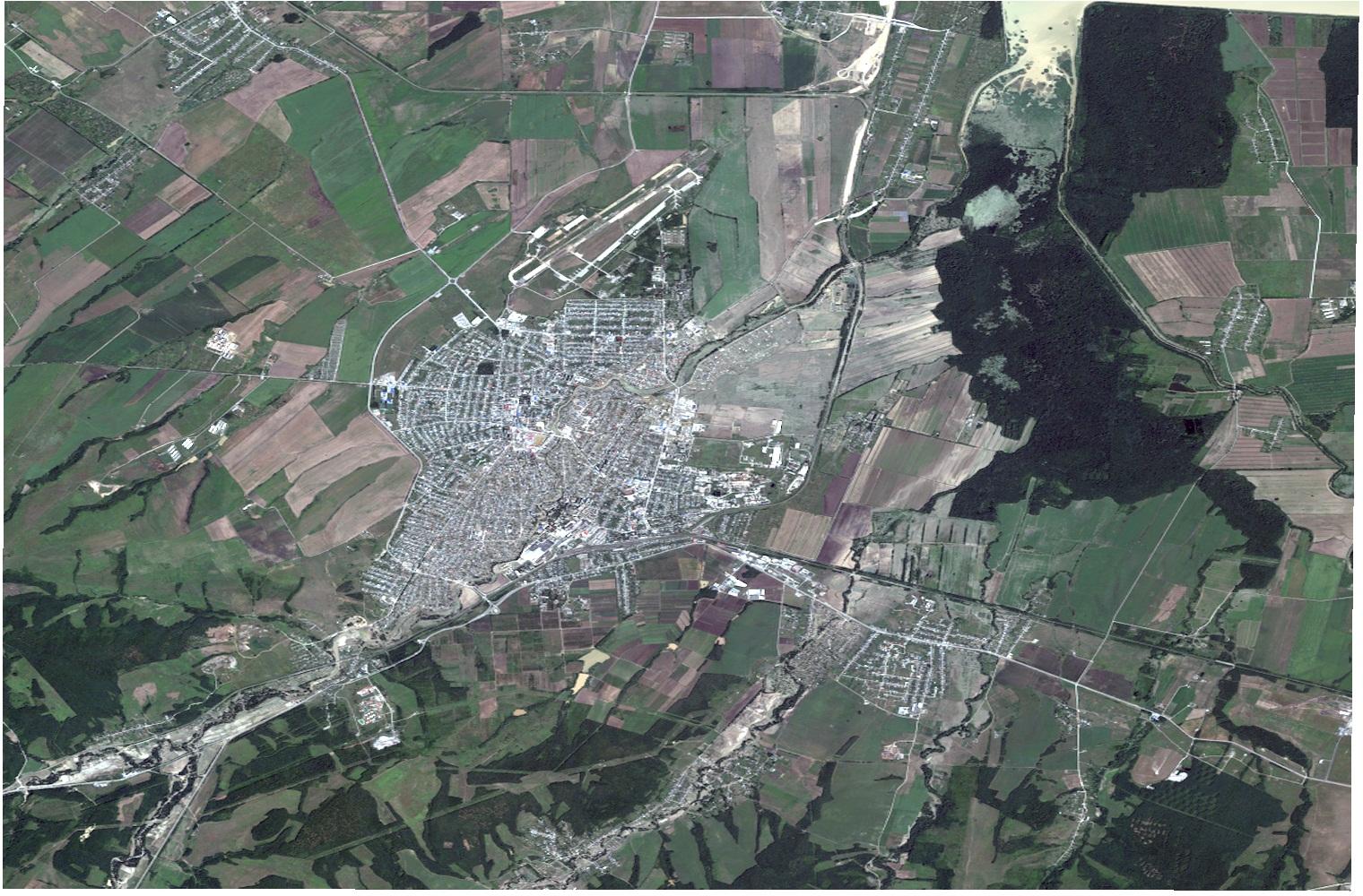 как индексация фото из космоса краснодарский край очистить воду