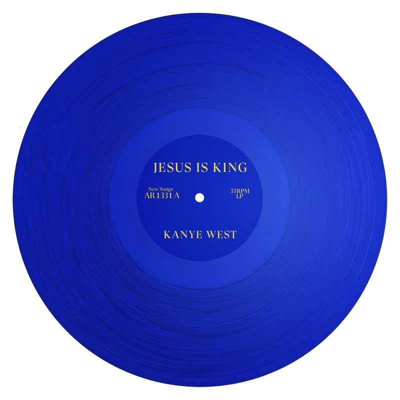 Kanye West - Jesus Is King (2019)