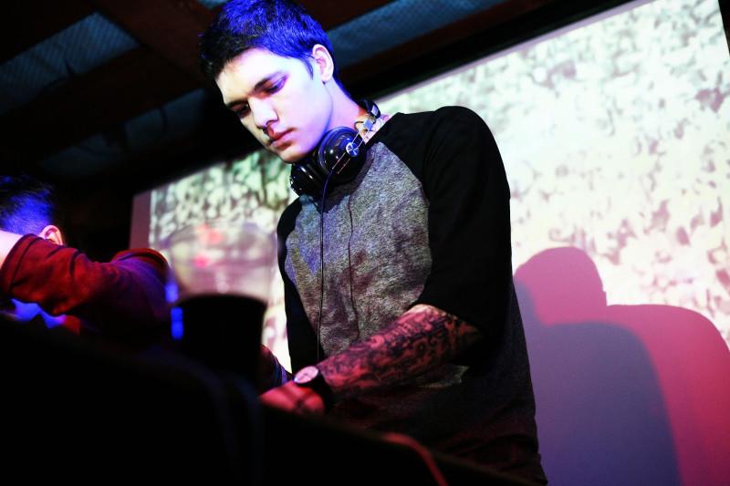 Андрей Ли — диджей, участник группы Stoned Boys