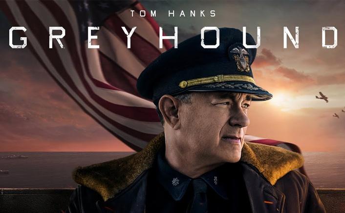 """Постер к фильму """"Грейхаунд"""" (США,  Канада, Китай, 2020)."""