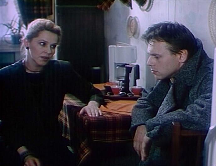 """Кадр из фильма """"Ты есть..."""" (режиссёр Владимир Макеранец, Россия, 1993)."""