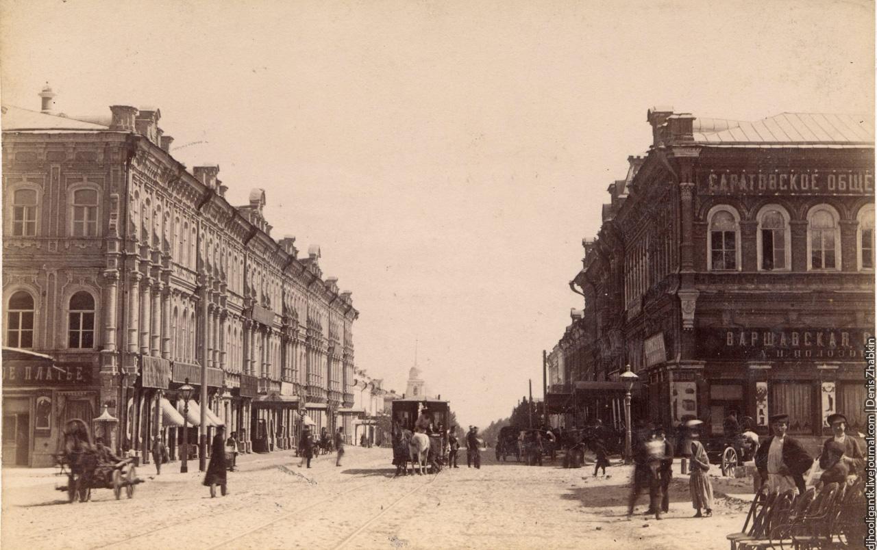 конка на пересечении московской и никольской (радищева).jpg