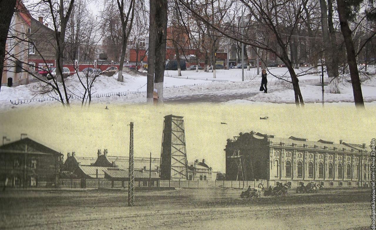 электростанция на Астраханской. сегодня и 110 лет назад.jpg