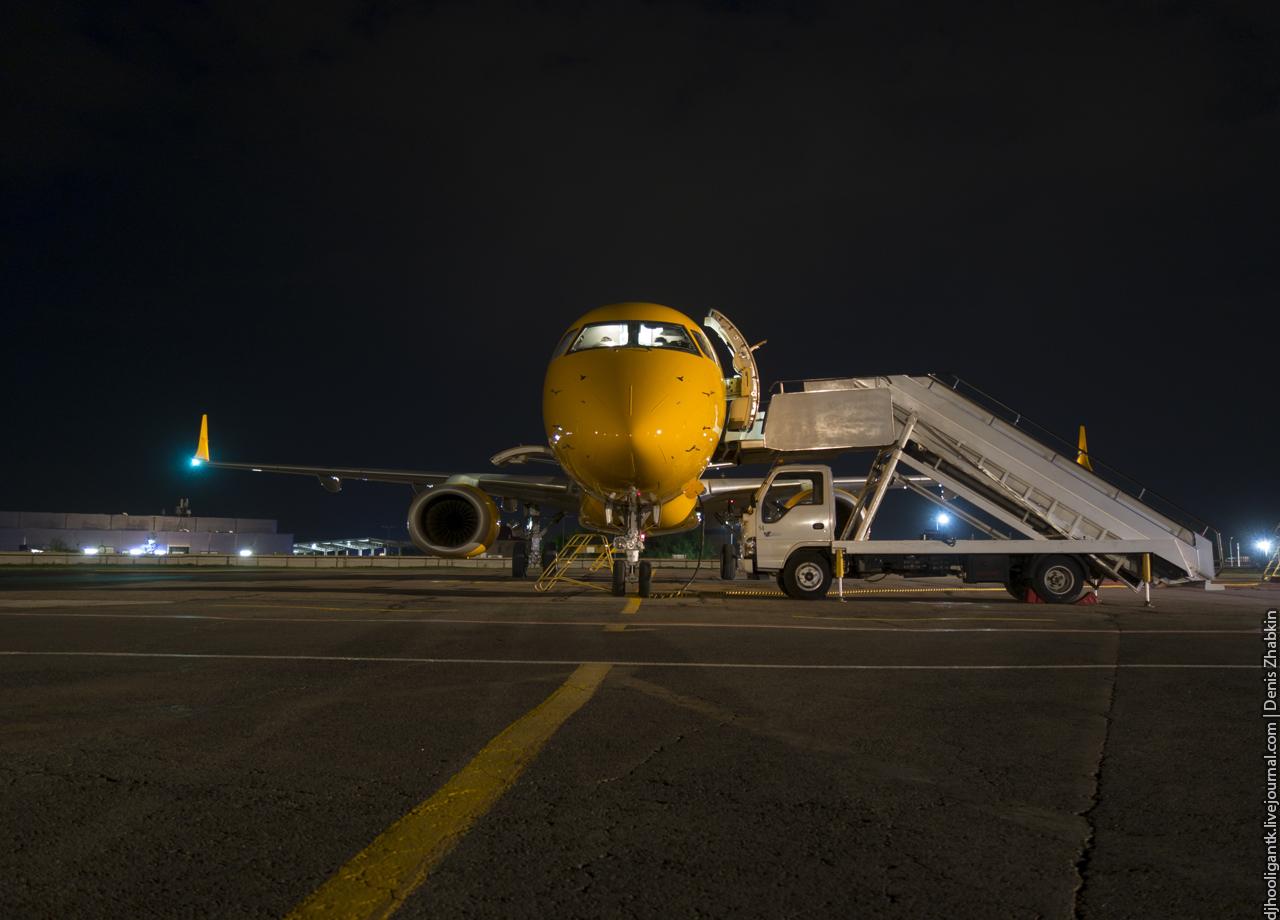 embraer-195 ivolga airlines