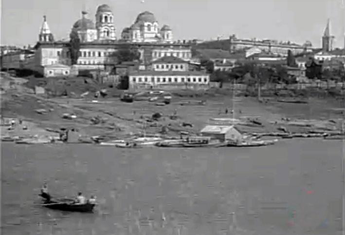 1935-набережная крестовоздвиженский монастырь.jpg