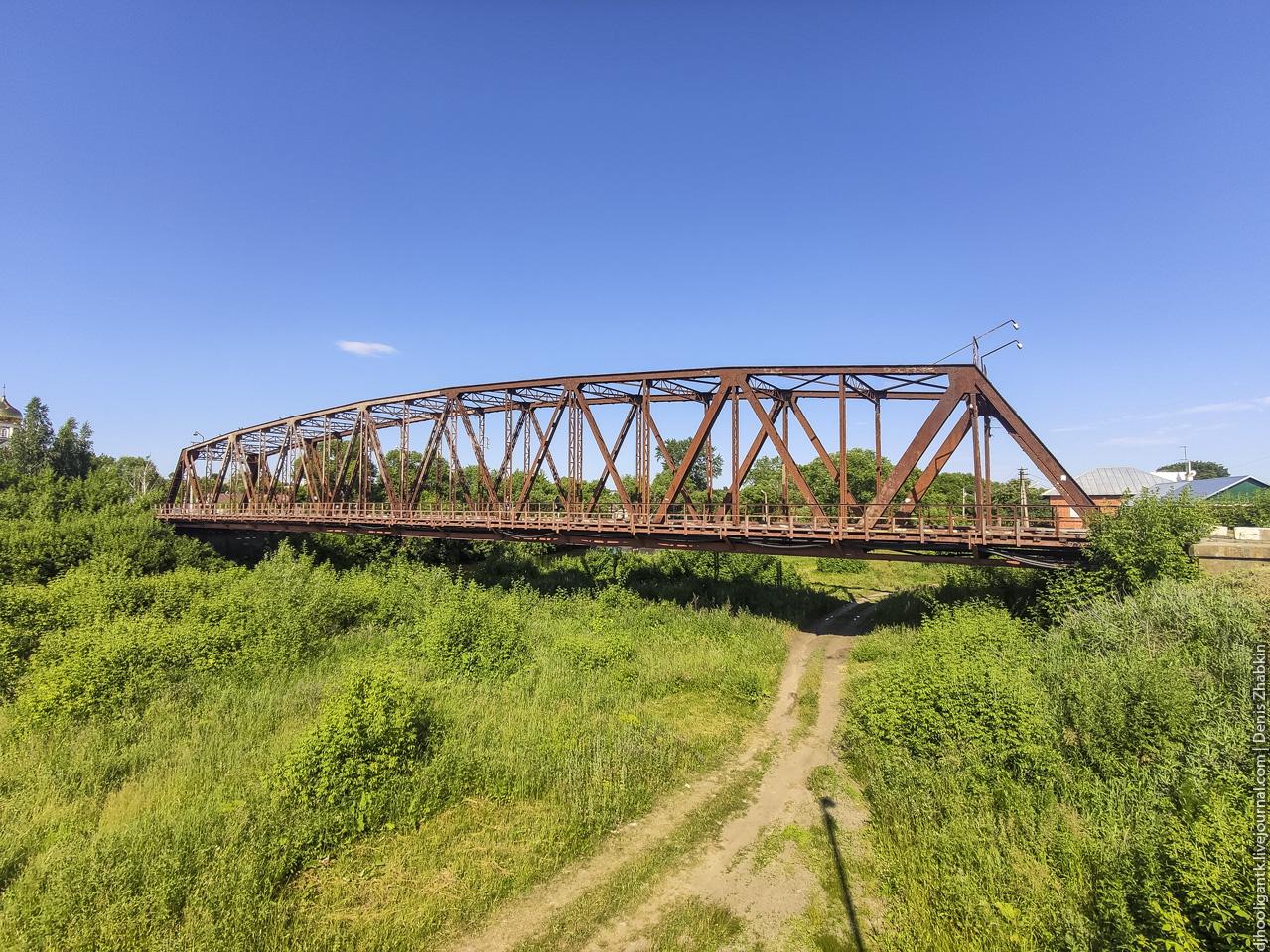 дорогой как чугунный мост Петровск