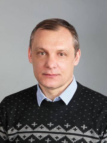 Юрий Фатенко. Эксперт города Владимир