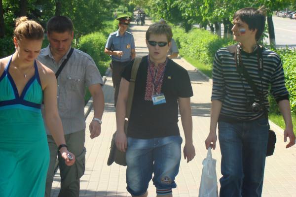 Мегамарш в вышиванках. Владимир. Май 2013 (3)