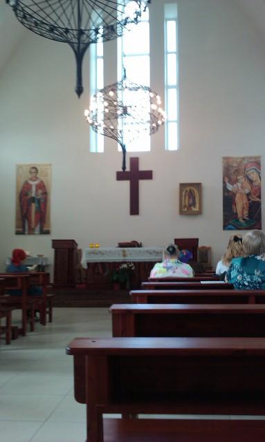 Католическая церковь в Мурманске
