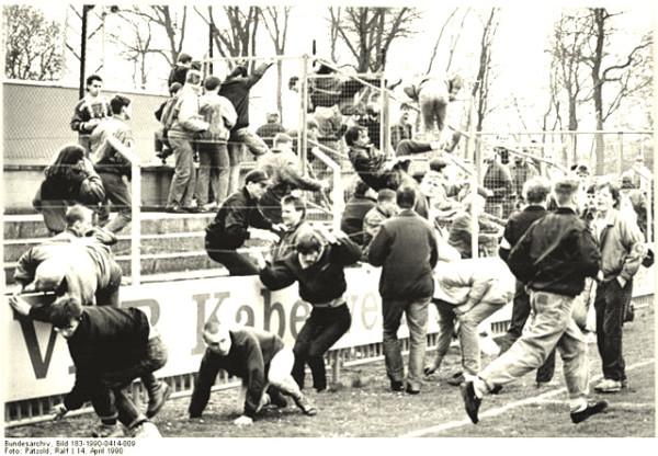 футбольные хулиганы
