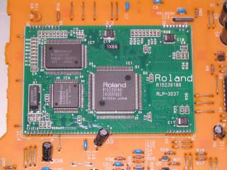 2011-06-04 Roland CM-300 chips