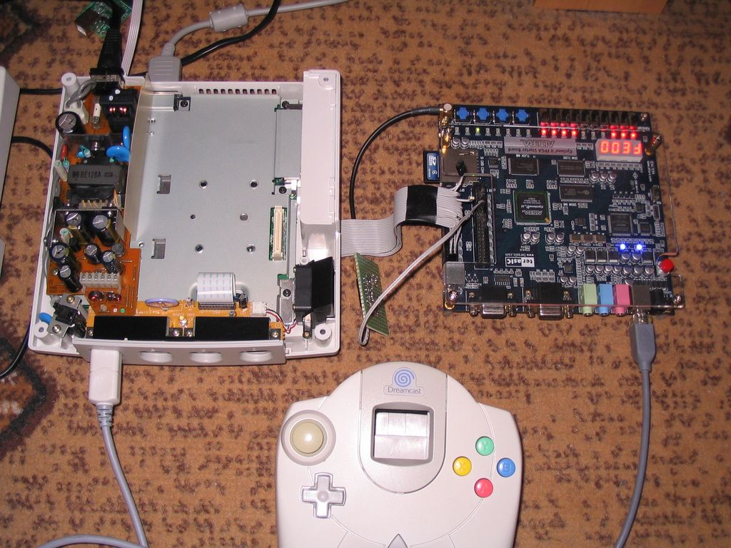 Rom dreamcast