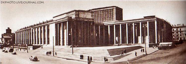 Советская архитектура столицы, 1917–1955 гг.
