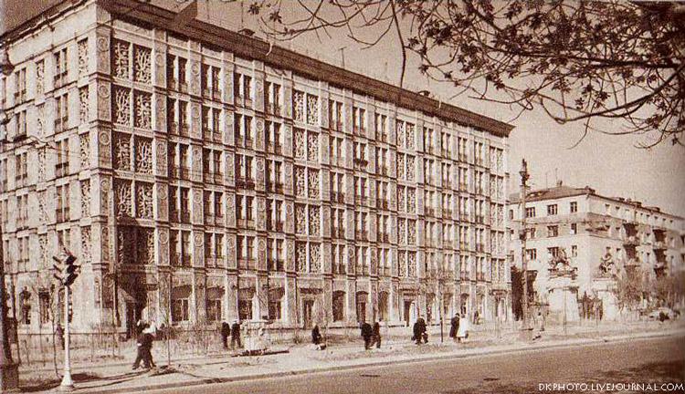 18 блочный жилой дом на ленинградском