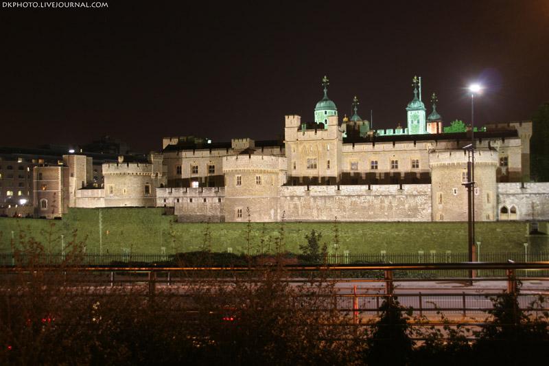 4 Взгляд на крепость с севера
