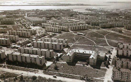 Хабаровск 1960-х годов. Часть I