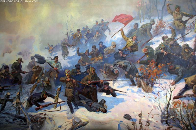 И гражданская война на дальнем