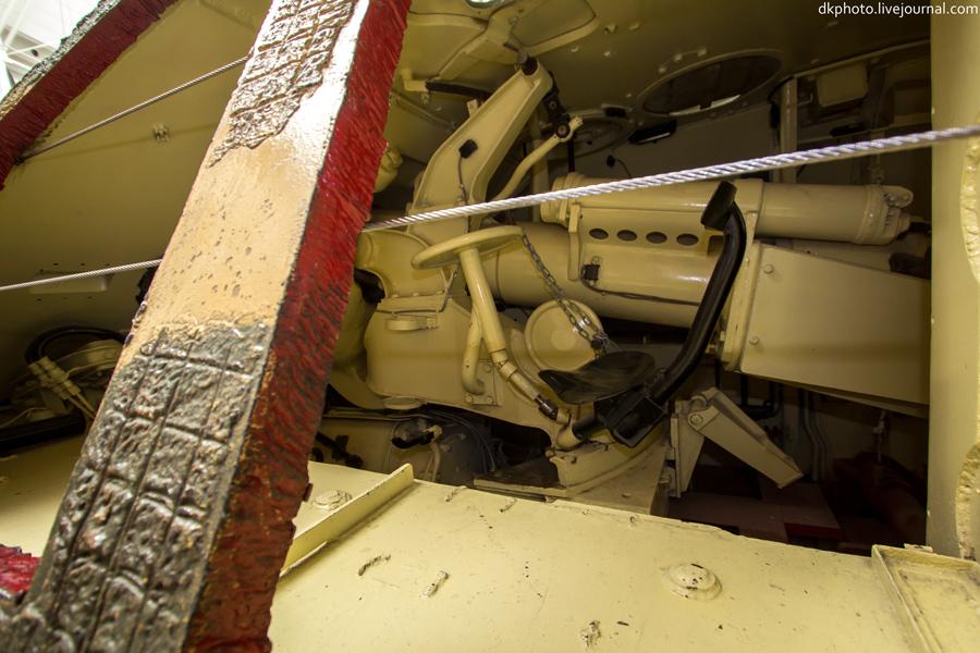 Имперский военный музей. Часть I – танки
