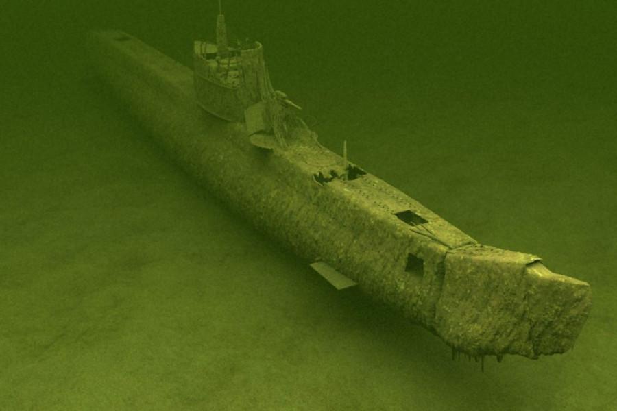 11 сентября подводная лодка