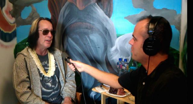 Todd Rundgren interview April 16 2011