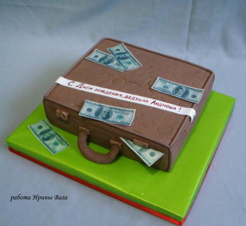 Все для меня торт чемодан с деньгами