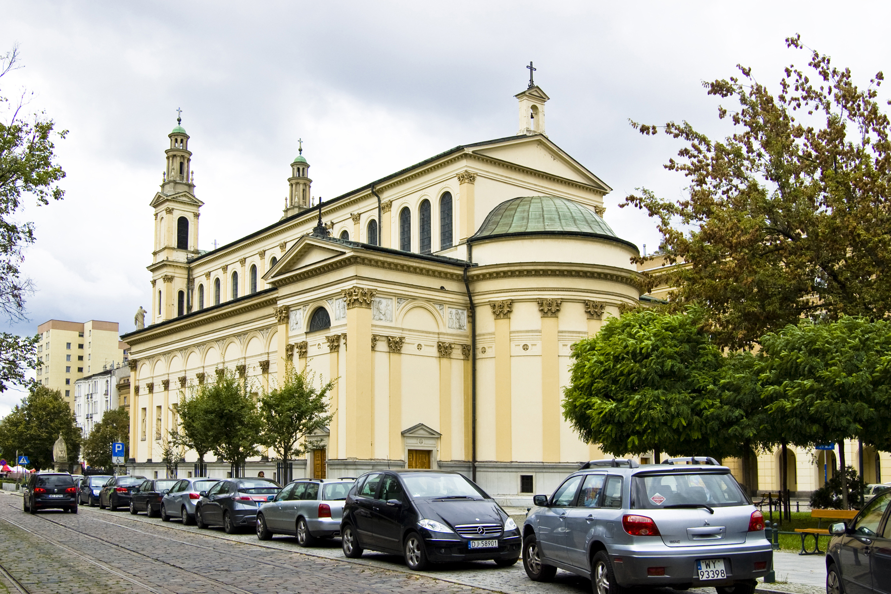 костел Святого Борромео