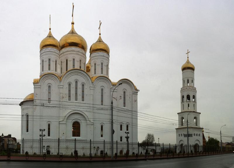 Брянск. Троицкий собор (2006—2012)